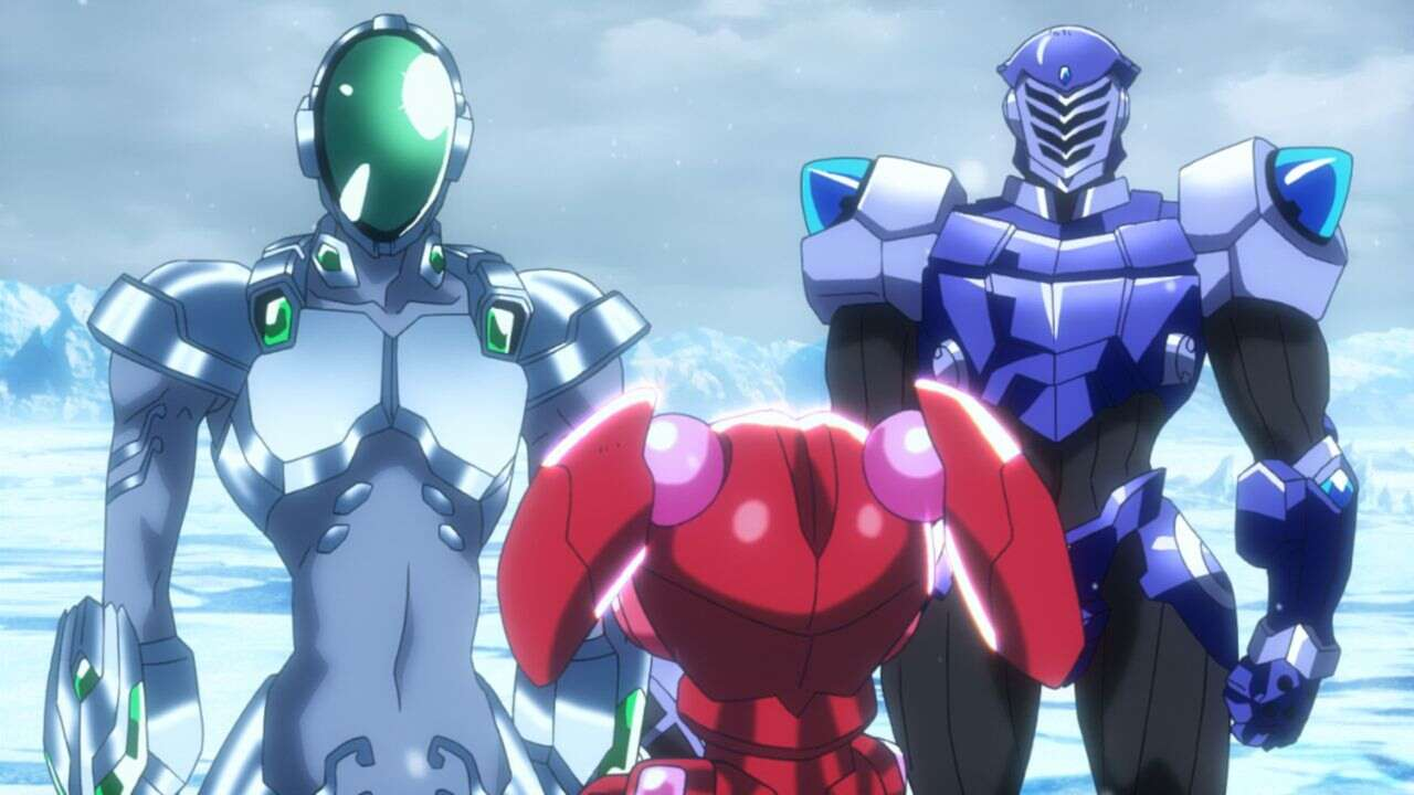 Accel World: Episódio 21