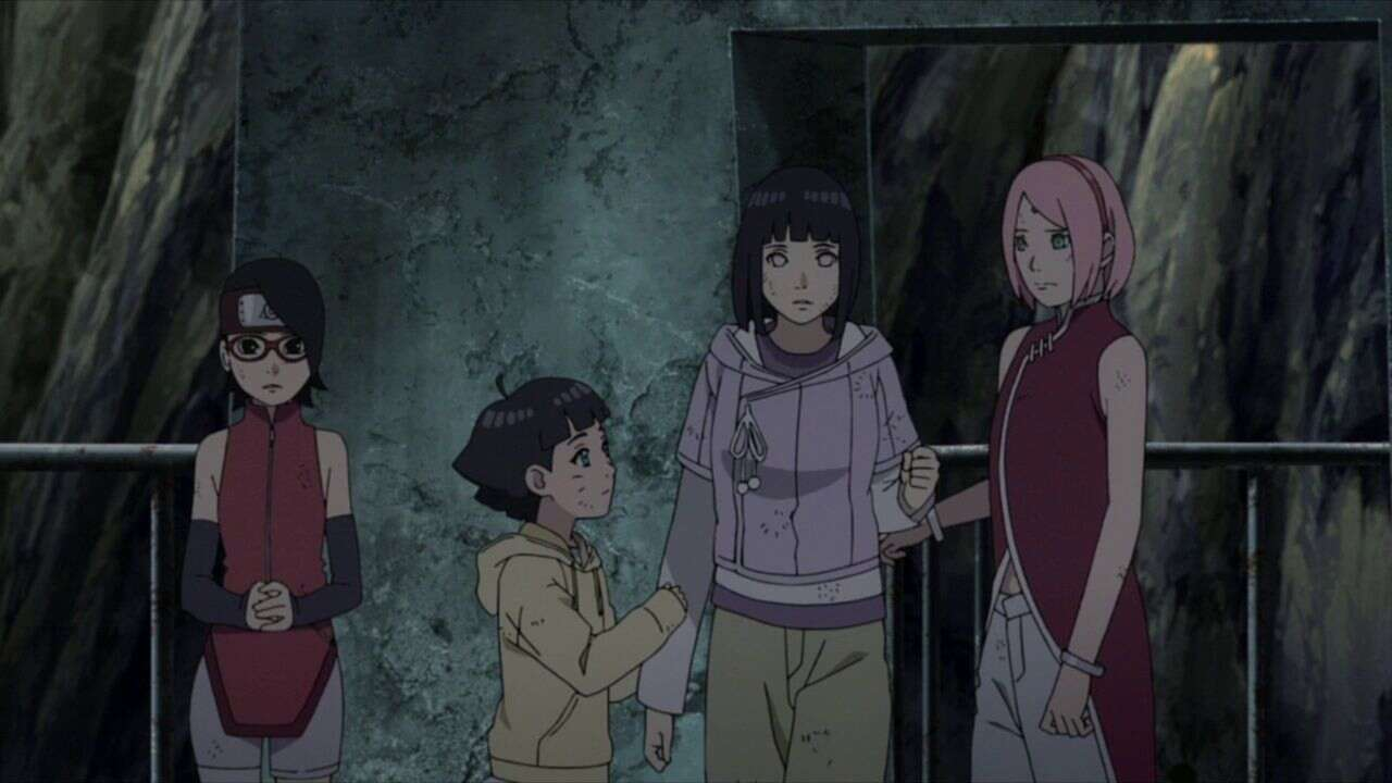 Boruto: Naruto Next Generations: 1×63